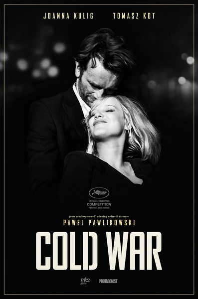 Cold war de Pawel Pawlikowski