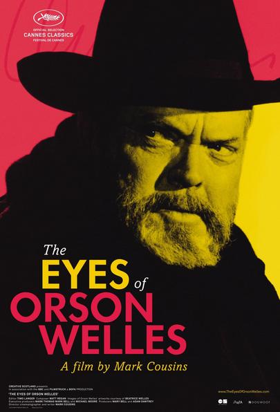 The eyes of Orson Welles de Mark Cousins