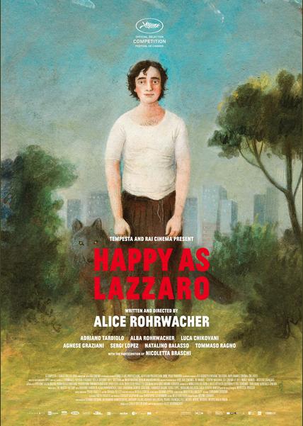 Happy as Lazzaro de Alice Rohrwacher